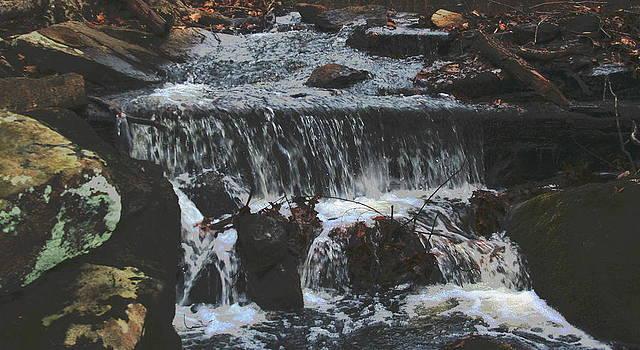 Mini Falls by Stephen Melcher