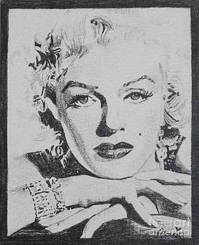 Mini-Monroe #1 by Bonnie Cushman