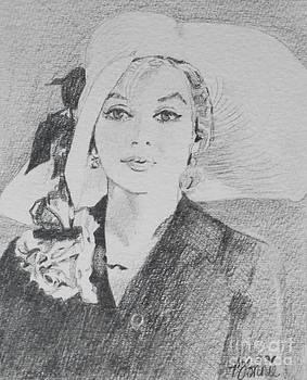 Mini-Monroe #2 by Bonnie Cushman