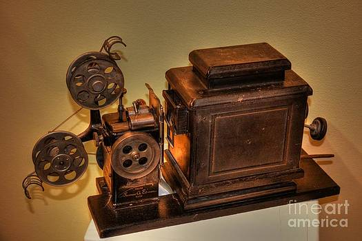 Mini Movie Projector by Timothy Lowry