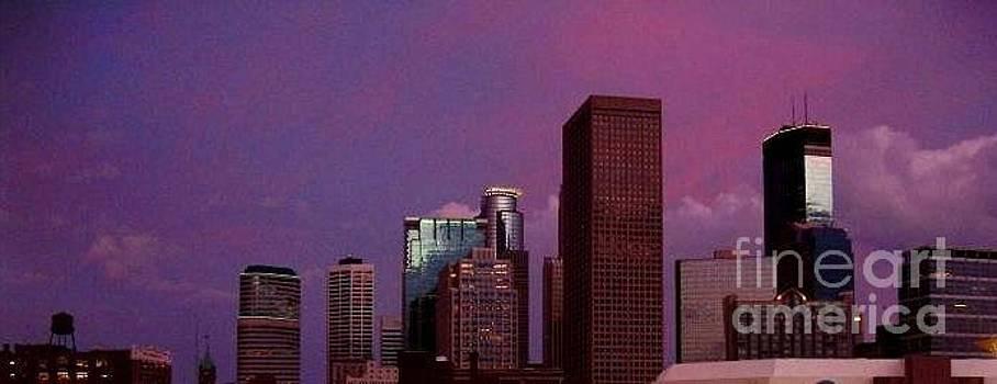 Minneapolis by Alex Blaha