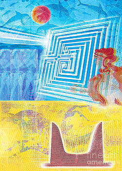 Nikos Smyrnios - Minoan Labyrinth Knossos