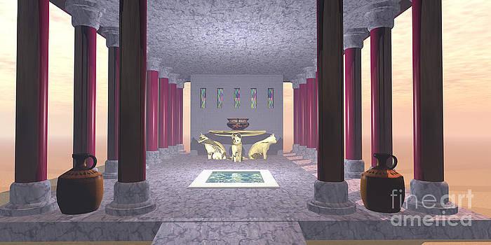 Corey Ford - Minoan Temple