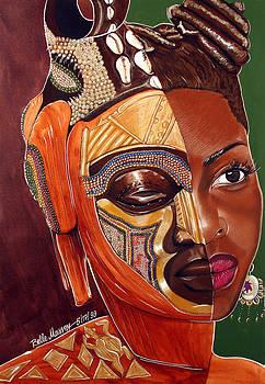 Mirror Heritage by Belle Massey