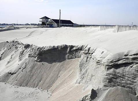 Kate Gallagher - Misplaced beach Sand