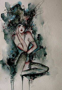 Miss Earnshaw by Stephanie Noblet  Miranda