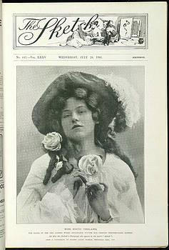 Miss Edith Yeoland by British Library