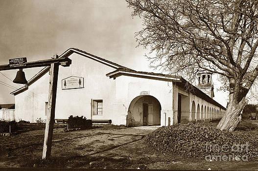 California Views Mr Pat Hathaway Archives - Mission San Juan Bautista San Benito County circa 1920