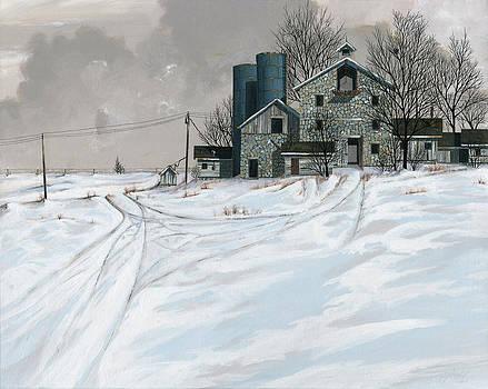 Mission Valley Farmstead by John Wyckoff