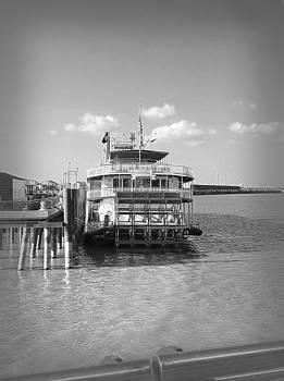 Judy Hall-Folde - Mississippi River Boat in NOLA