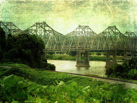 Terry Eve Tanner - Mississippi River Bridge