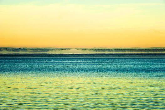 Mist On The Chesapeake by Eleanor Ivins