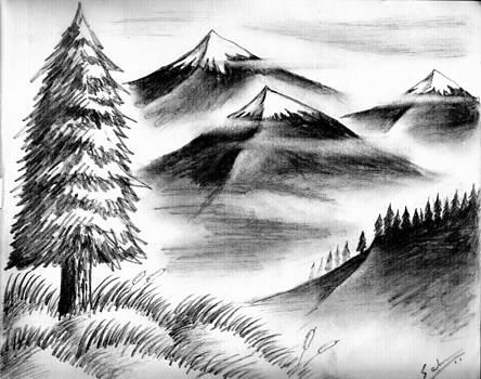 Mist by Salman Ravish