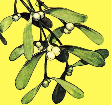 English School - Mistletoe