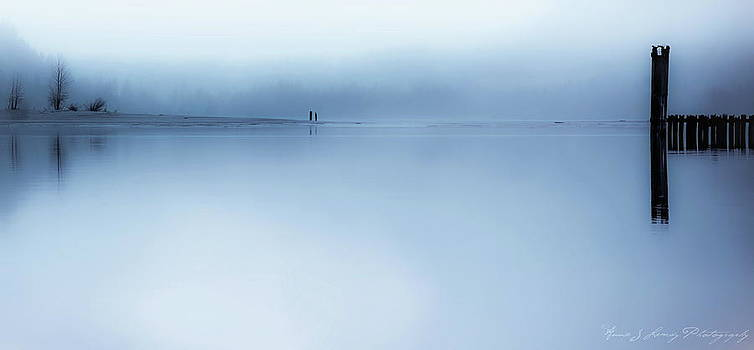 MIsty Blue by Annie Lemay