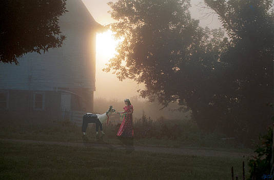Misty Morning by Jon Lord