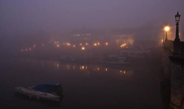 Misty Richmond upon Thames by Maj Seda