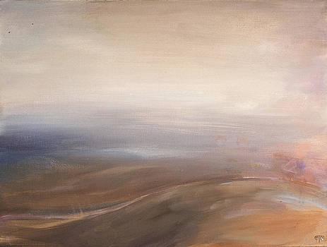 Misty Road by Tanya Byrd