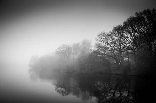 Misty Water by Darren Marshall