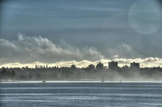 Misty Waters by Doug Farmer