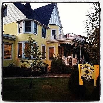 Mitchell-tappan Bed And Breakfast In by Nadine Rippelmeyer