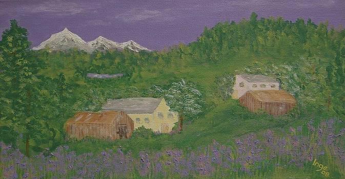 Inge Lewis - Mittersill  Austria