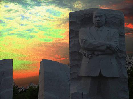 MLK Sunset by Geoffrey McLean