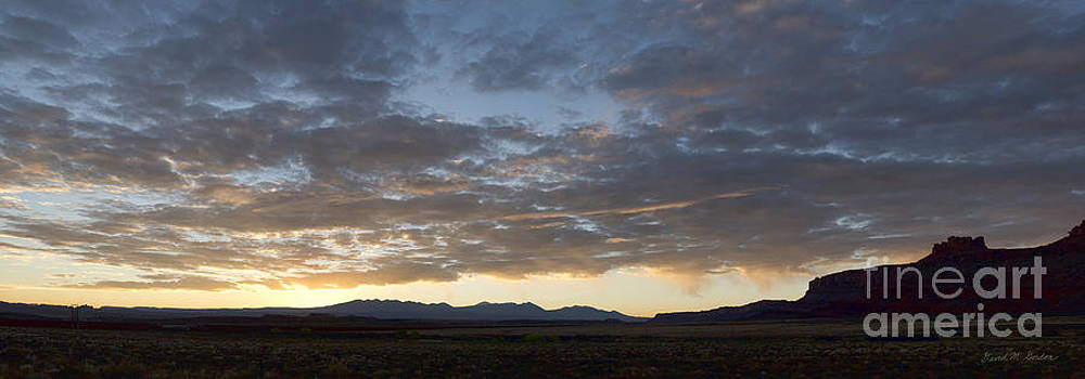 David Gordon - Moab I pano color
