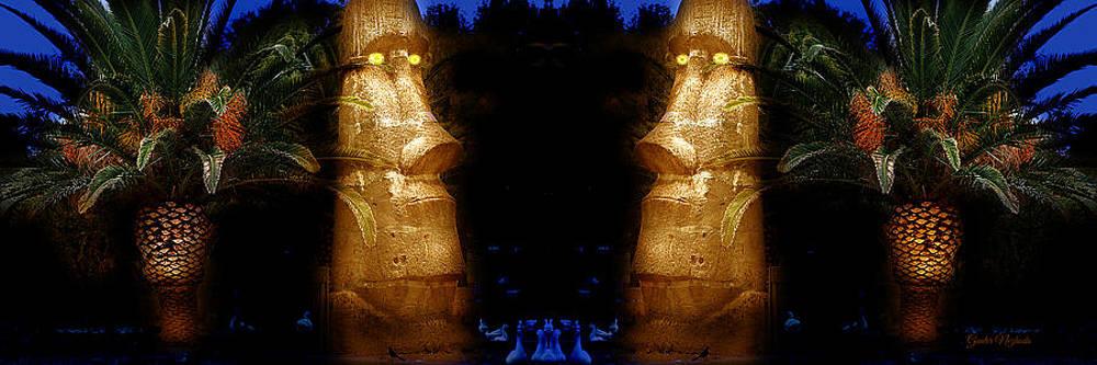 Gunter Nezhoda - Moai Gold
