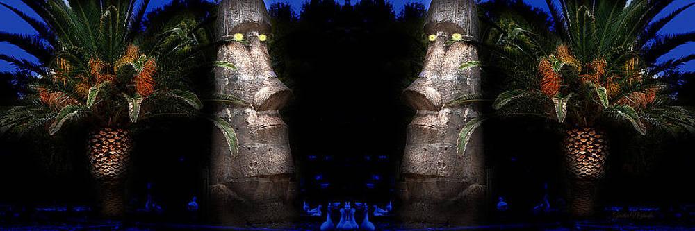 Gunter Nezhoda - Moai Silver