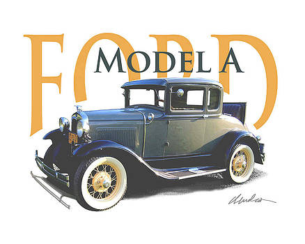 Model A by Barry Cleveland