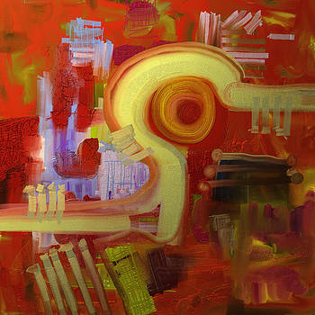 Shesh Tantry - Modern Art no.01