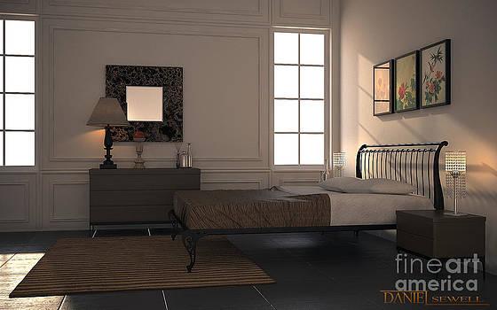 Svetlana Sewell - Modern Bedroom