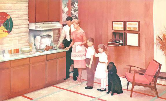 Modern Family by Caffrey Fielding