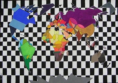 Modern World by Rodemondo Rocca
