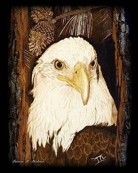 Moe's Eagle by Laurisa Borlovan