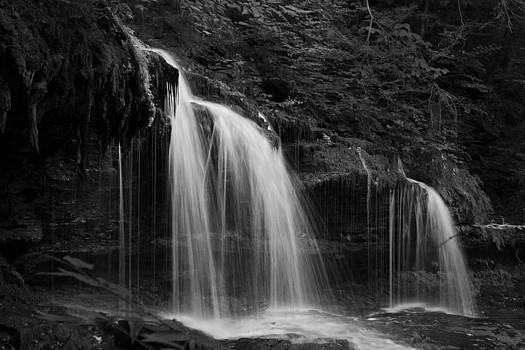 Mohawk Falls II by Robert Mitchell
