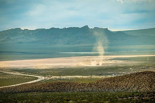 onyonet  photo studios - Mojave Dust Devil