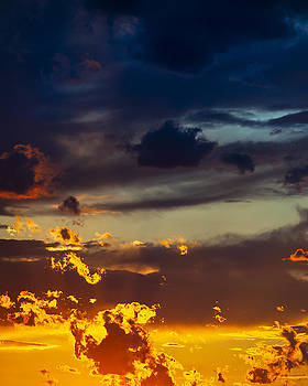 Molten Clouds by Eleanor Ivins