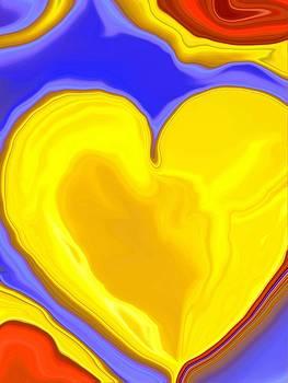 Molten Heart9 by Linnea Tober
