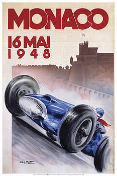 Monaco 1948 by Vintage