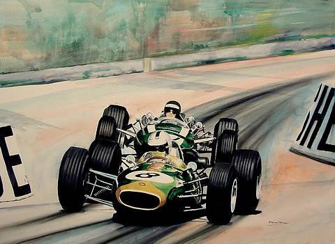 Monaco 66 by Steve Jones