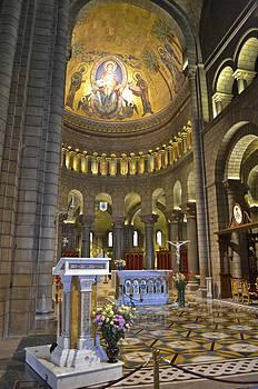 Allen Sheffield - Monaco Cathedral