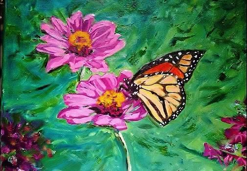 Monarch  by Cindy Lawson-Kester