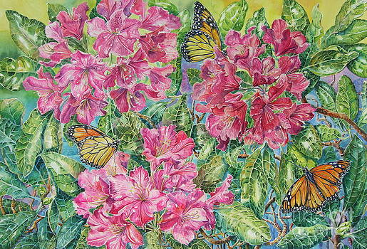 Monarchs by Barbara Timberman