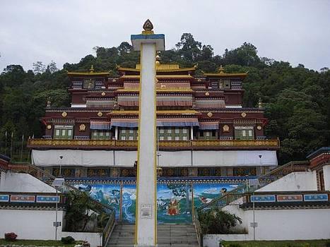 Monastery by Aparna Suriaraj