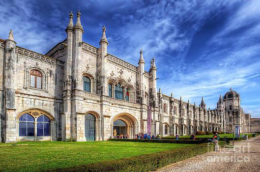 English Landscapes - Monastery dos Jeronimos Lisbon