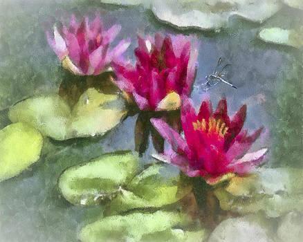 Monet's Muse by Jill Balsam