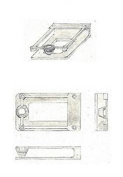 Money Clip 2 by Giuliano Capogrossi Colognesi