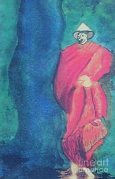 Monk by Debbie Nester